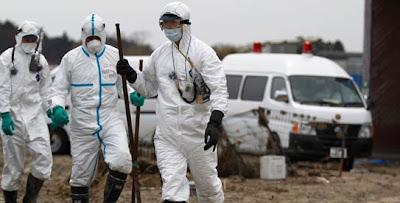 fotos japon contaminacion nuclear radiacion