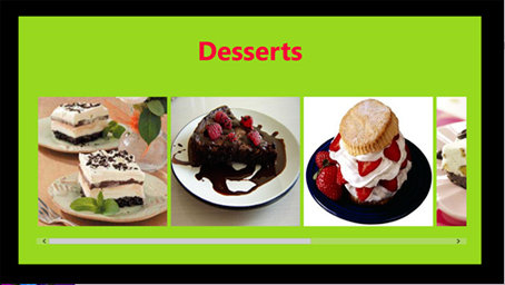 Kamal sharma windows app labhome 8 ryan a windows store app developer needs to create a recipe app for desserts the app is expected to display the images of the various desserts whose forumfinder Gallery