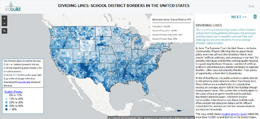 Maps Mania The Best American Maps Of The Week - Us map by best schools