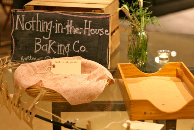 Nothing in the House Baking Co.