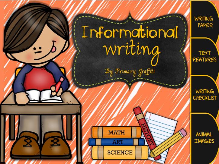 https://www.teacherspayteachers.com/Product/Informational-Writing-Freebie-1818884
