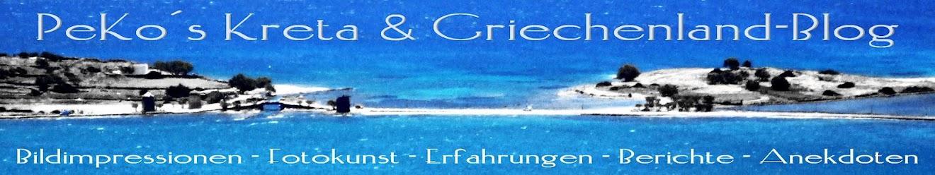 Pekos Kreta und Griechenland Blog