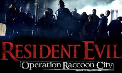 Resident Evil Operation Raccoon City Wallpaper