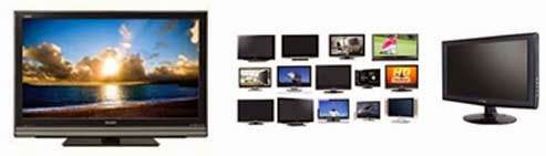 Harga TV LCD 14 Inch