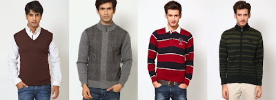 Branded Sweaters for Men