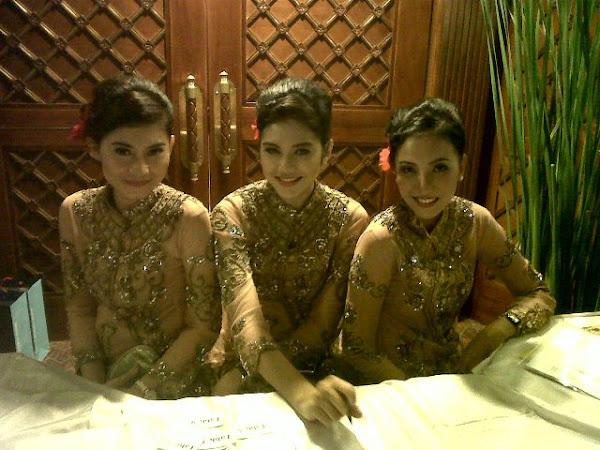 Mati Gaya Ketemu Putri Indonesia dan Miss Universe