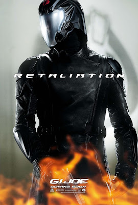 G.I. Joe: Retaliation Character Movie Poster Set 1 - Faran Tahir as Cobra Commander