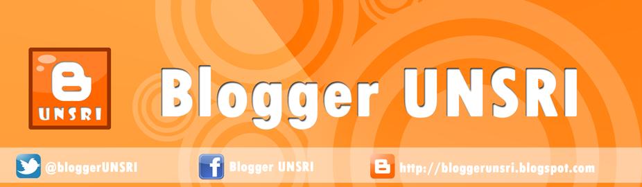 Blogger UNSRI