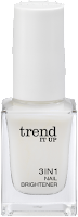 Preview: Die neue dm-Marke trend IT UP - 3in1 Nail Brightener - www.annitschkasblog.de