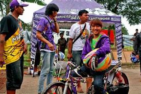 Hasil Drag Bike Semarang 2 Maret 2014