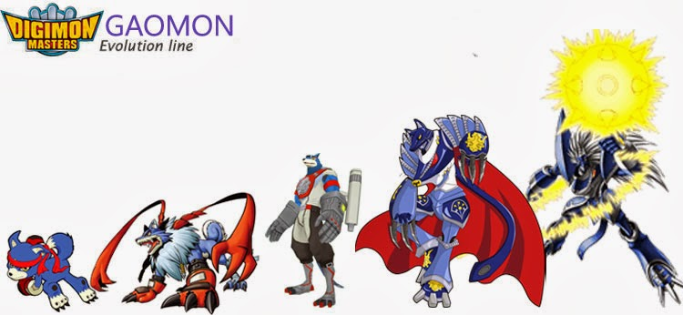 digimonmaster the starter of digimon master online