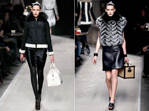 Fashion handbags of fall to winter 2011/2012: sacs