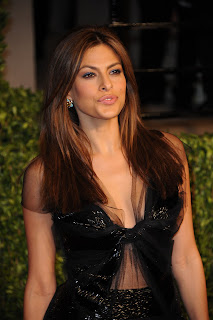Eva Mendes at the Oscars