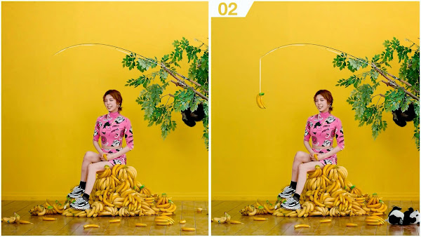 Orange Caramel My Copycat Lizzy
