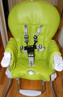 high chair harness