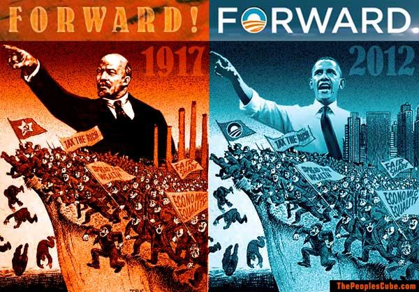 Forward! Forward_Obama_Lenin_lemming