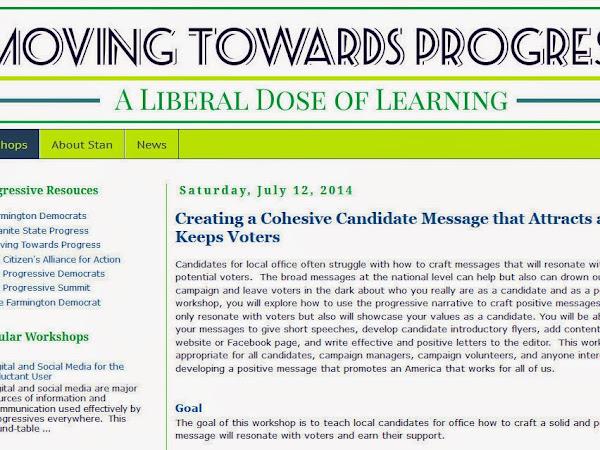 Tri-Dems Messaging Event Recap