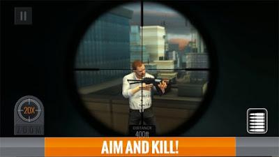 Sniper 3D Assassin Mod APK + Data v1.9.1 For Android