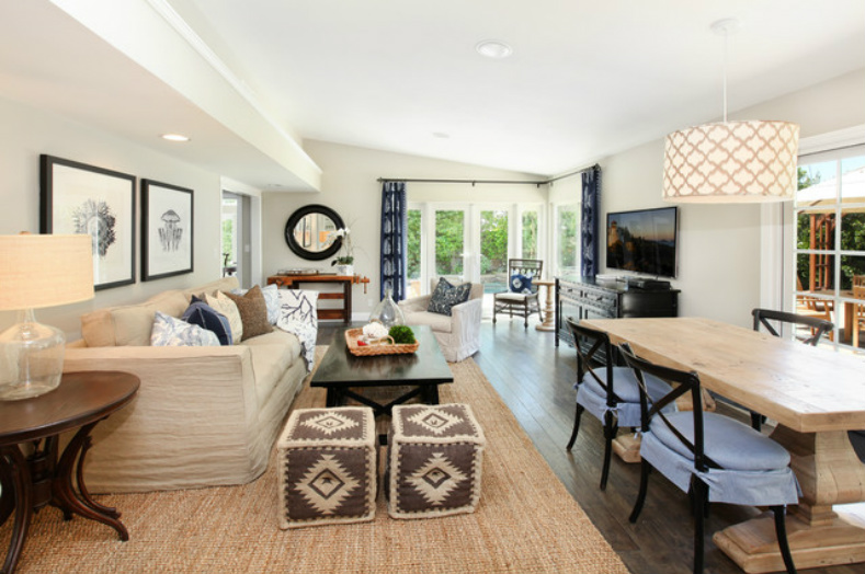 Coastal Home Style Starboard Designer Tips Eclectic Style