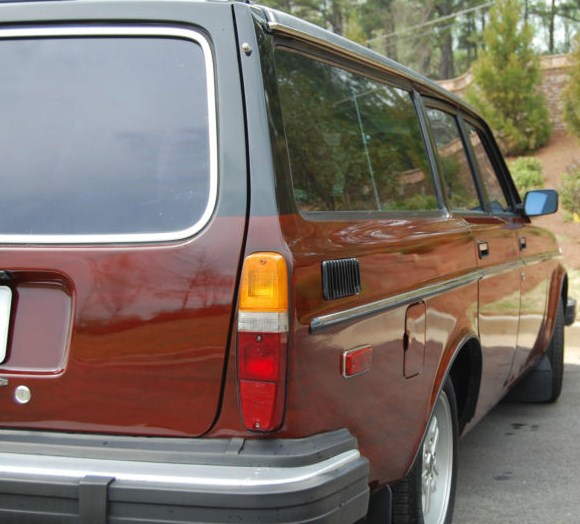 1990 Volvo Wagon For Sale: CLASSIC CARS OF THE 1980's: 1980 VOLVO 240 WAGON