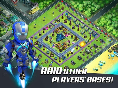 X-War: Clash of Zombies 5.1 Apk-2