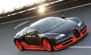 Mobil Termahal - Bugatti Veyron Super Sport
