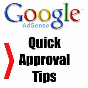 Trick disetujui Google adsense