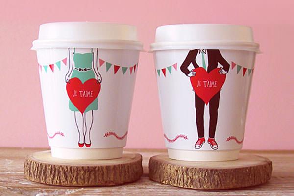 Vasos personalizados para novios - Vasos personalizados ...