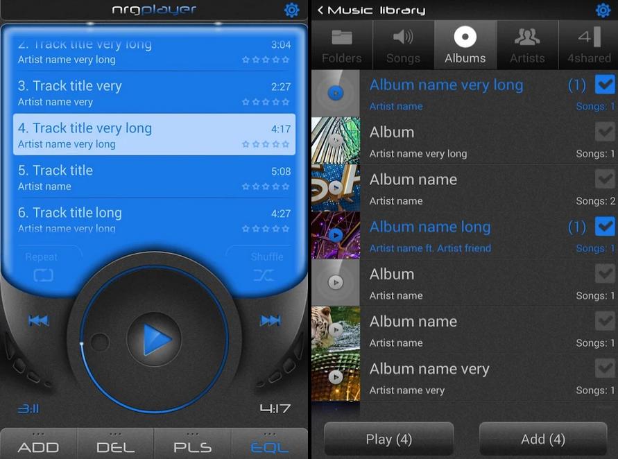 NRG Player Apk Download ( NRGplayer 音樂播放器 Apk )