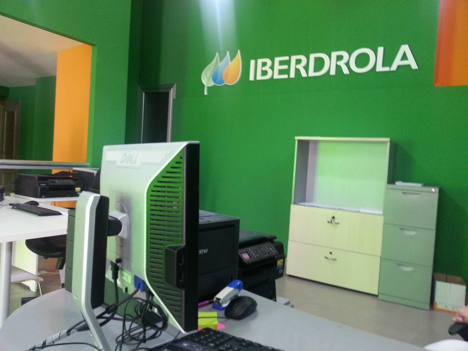 El blog de joaqu n medina iberdrola abre una oficina de for Oficina iberdrola