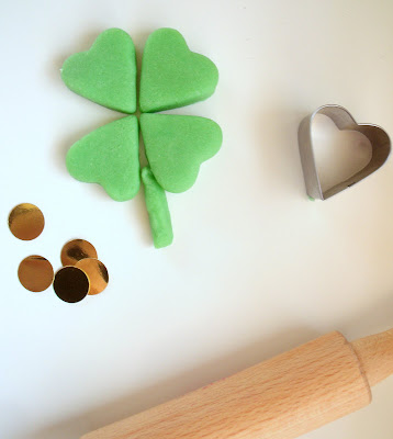 SHAMROCK PLAYDOUGH