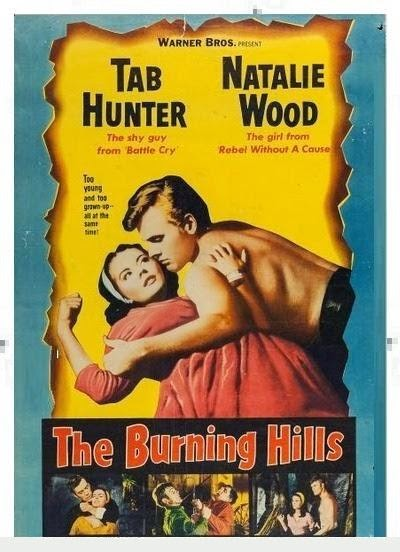 """The Burning Hills"" (1956)"