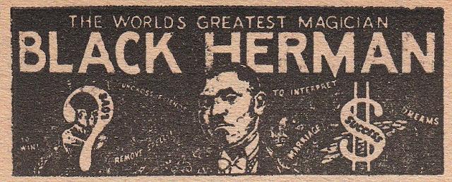 black herman black magicians
