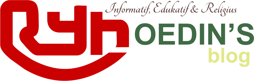 Rynoedin -  Informatif | Edukatif |Religius