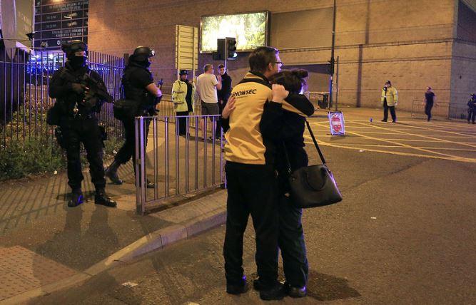 Τρομοκρατική Επίθεση σε στάδιο του Μάντσεστερ