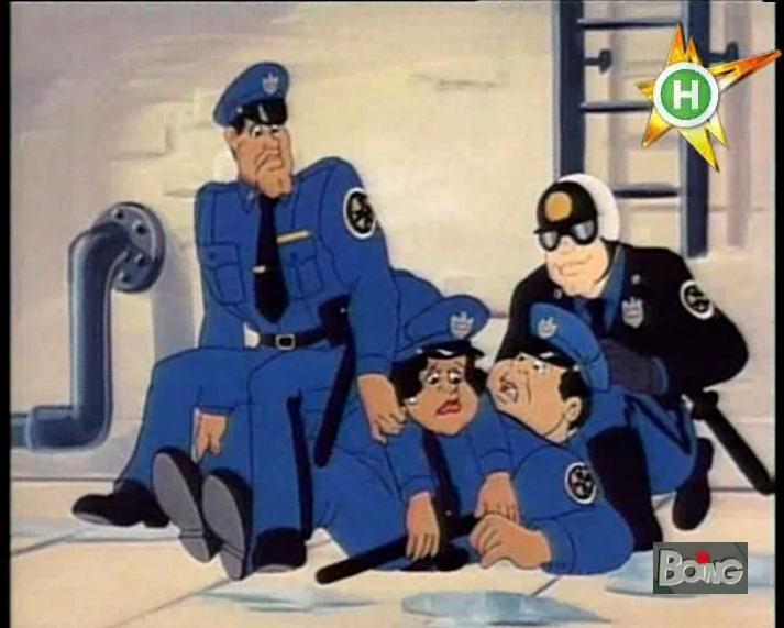 Scuola di polizia episodio quot viaggio dovere