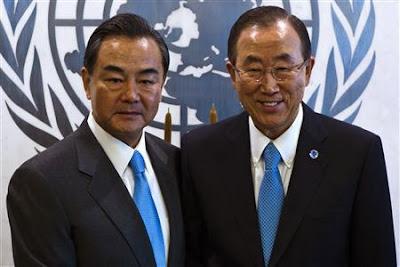 China sedia membantu proses pemusnahan senjata kimia di Syria