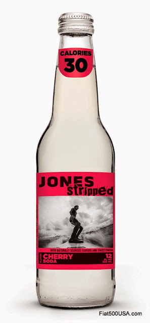 Jones Stripped