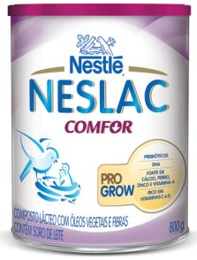 Nestlé, Leite, Papinhas, Alimentação, Recebido,
