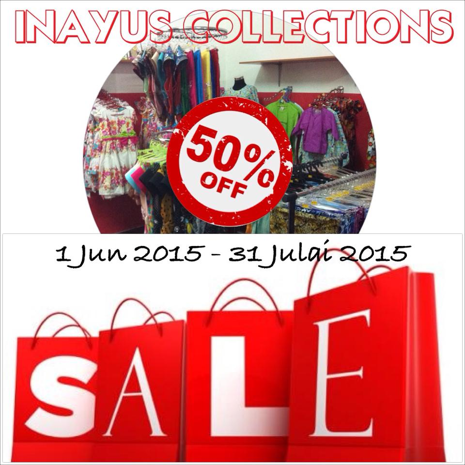 SALES INAYUS COLLECTIONS