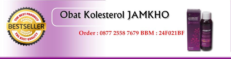 Jamkho, obat Penurun kolesterol, obat kolesterol alami, obat kolesterol tinggi,