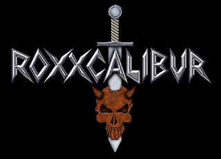 ROXXCALIBUR BAND LOGO