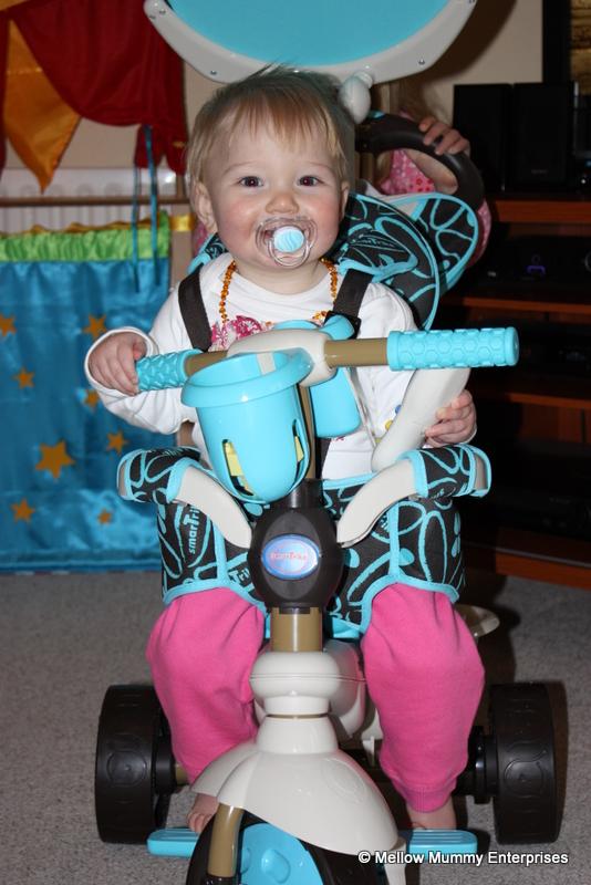 smart trike instructions steering