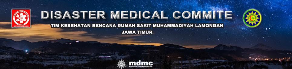 Disaster Medical Committee - Tim Kesehatan Bencana Rumah Sakit Muhammadiyah Lamongan