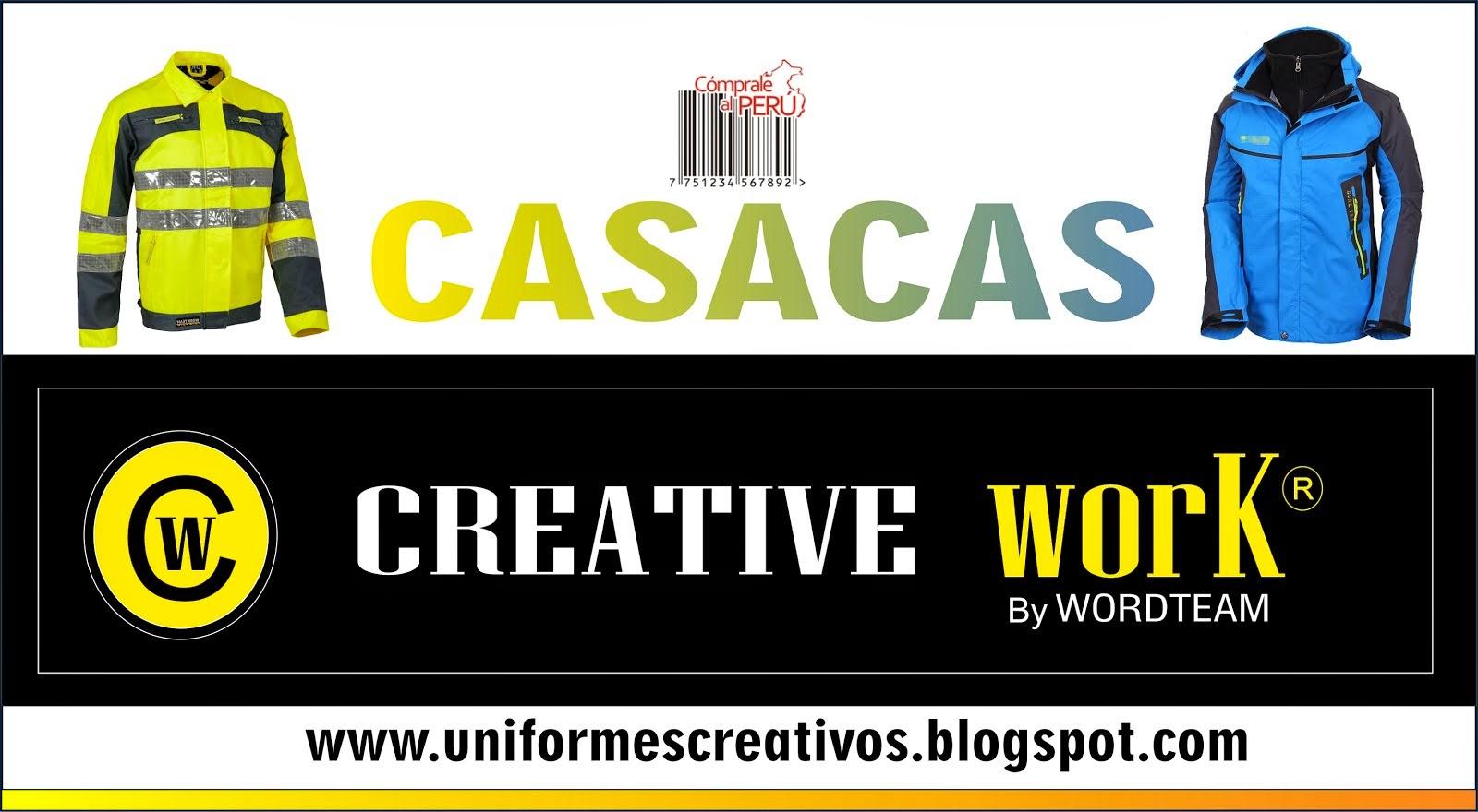 CASACAS CREATIVAS