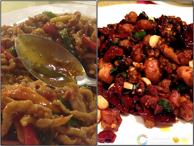 Stitch and Bear - M&L Szechuan Restaurant - Another selection of dishes