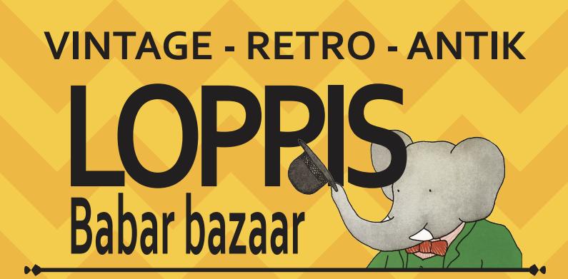 Babar bazaar - WasaLoppis.se