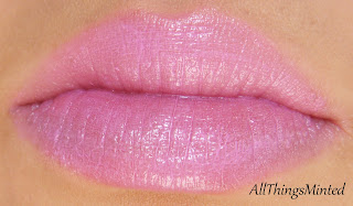 Maybelline Color Whisper Swatches @ AllThingsMinted.com