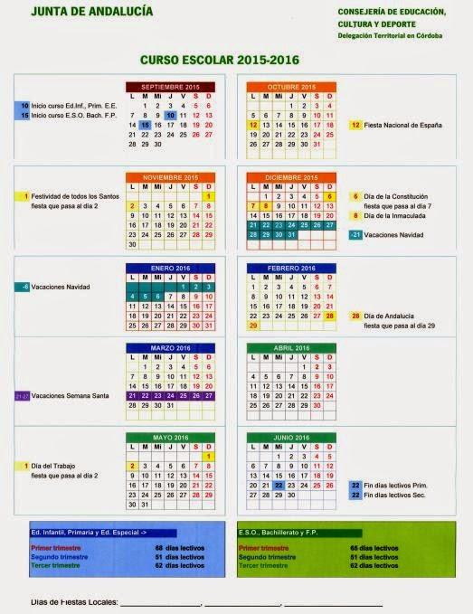 "Search Results for ""Calend Rio Escolar 2015 2016"" – Calendar ..."