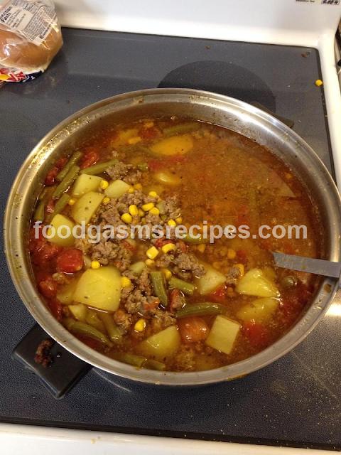 Super Simple Beef Stew Food Gasms Recipes